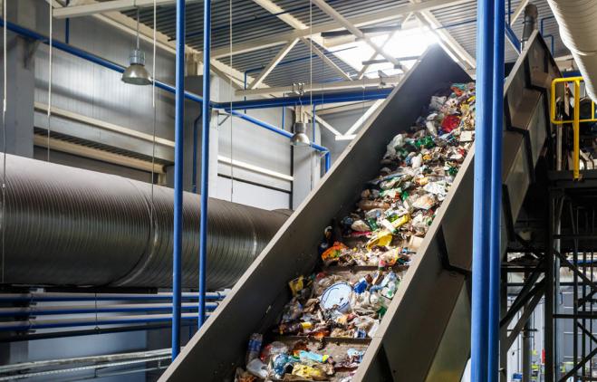 Informe acción corporativa desperdicio de plástico20203