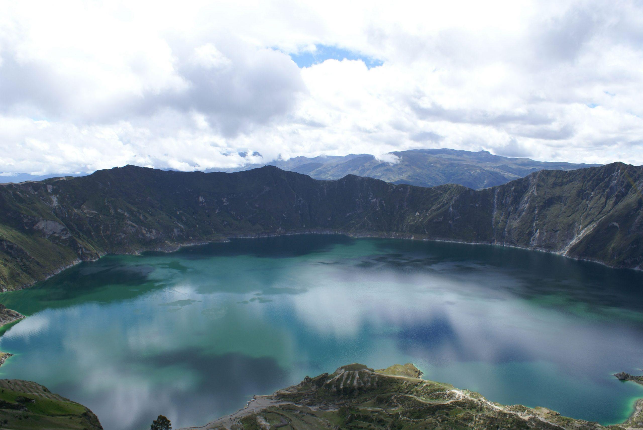 ¿Cuántas áreas protegidas de Ecuador están abiertas al público?