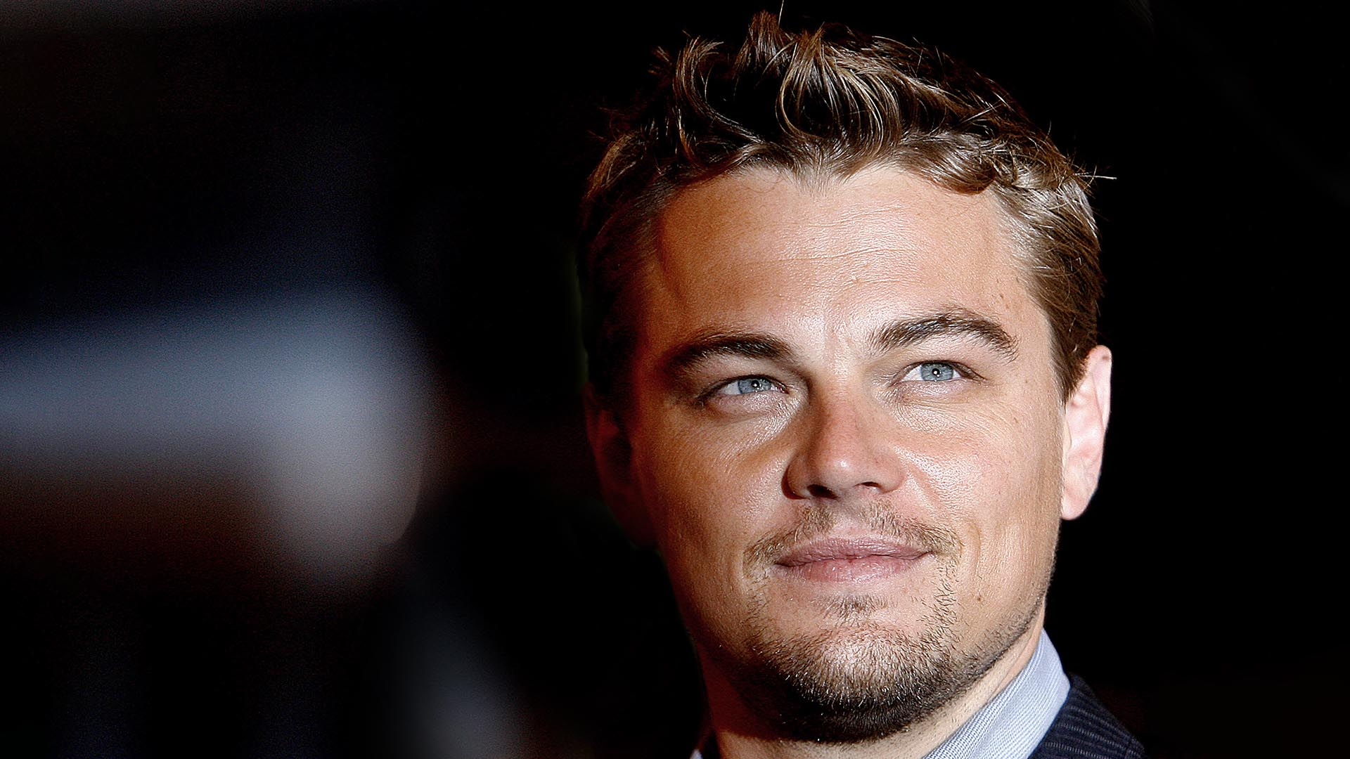 Leonardo DiCaprio attends an industry screening of The Departed in Los Angeles