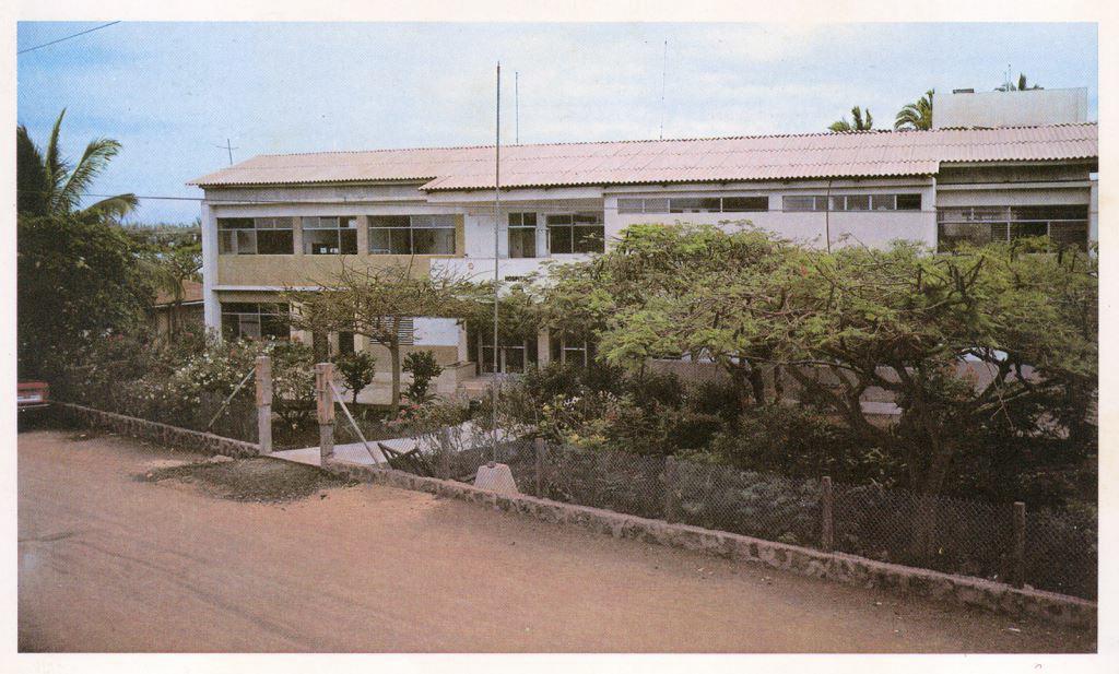 Hospital República del Ecuador, 1980