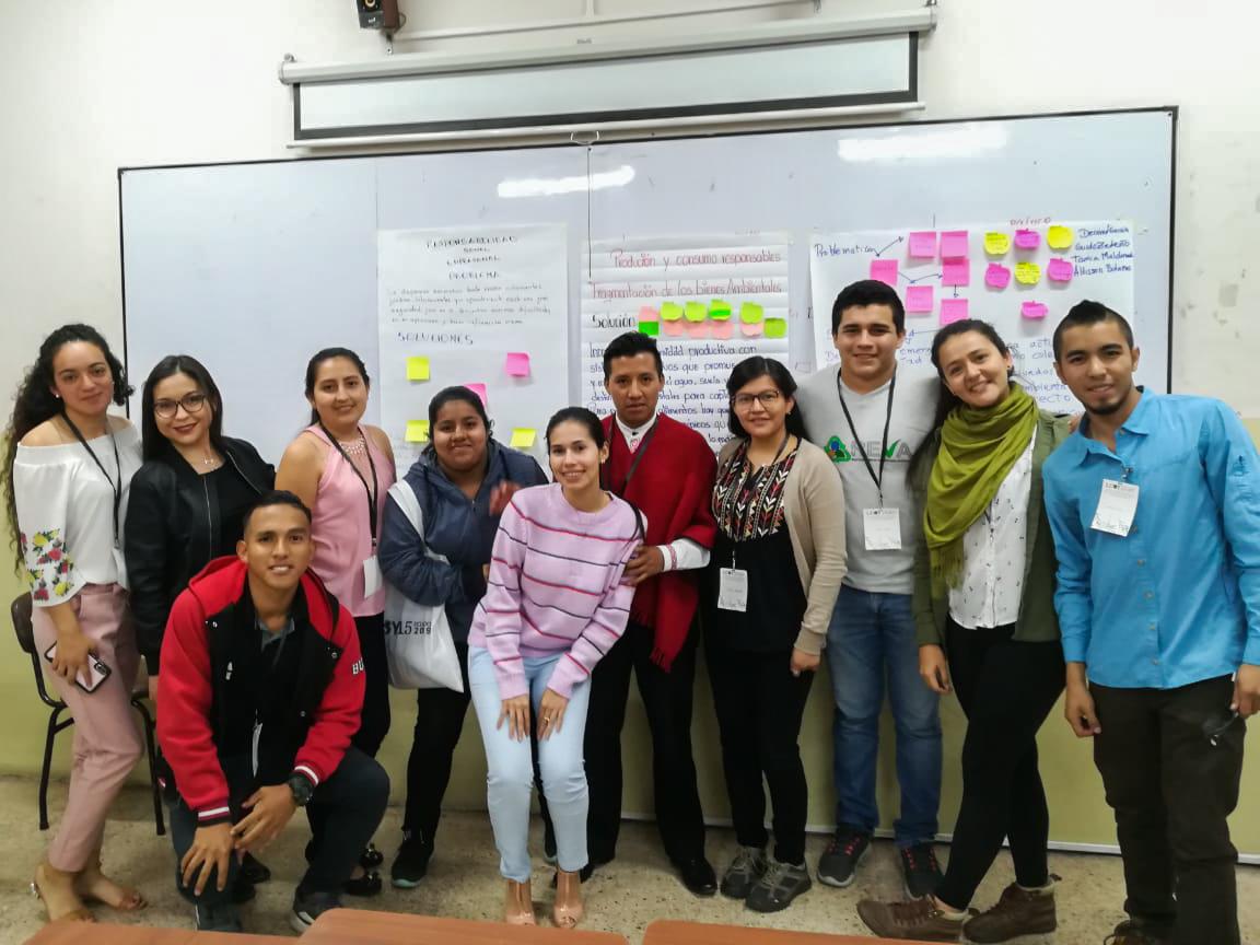 Conferencia local de la juventud generará propuestas frente al cambio climático 1