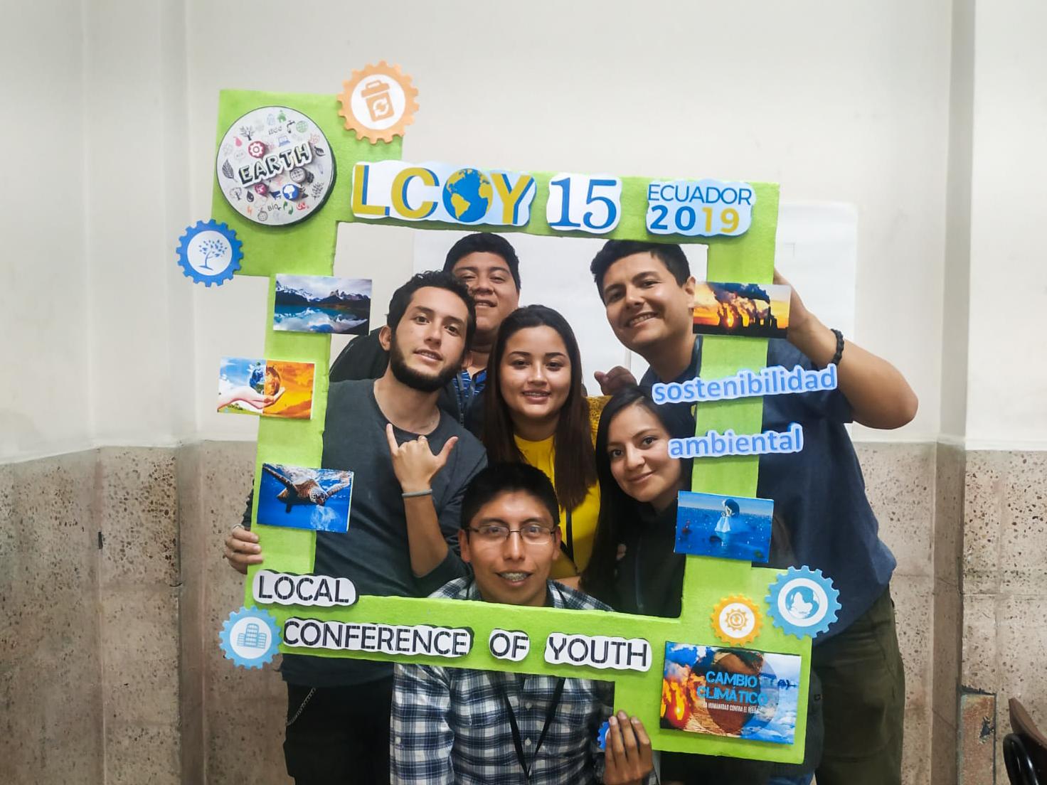 Conferencia local de la juventud generará propuestas frente al cambio climático 2