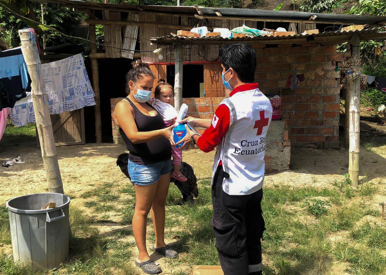 SC Johnson donará desinfectantes y repelentes de insectos a la Cruz Roja