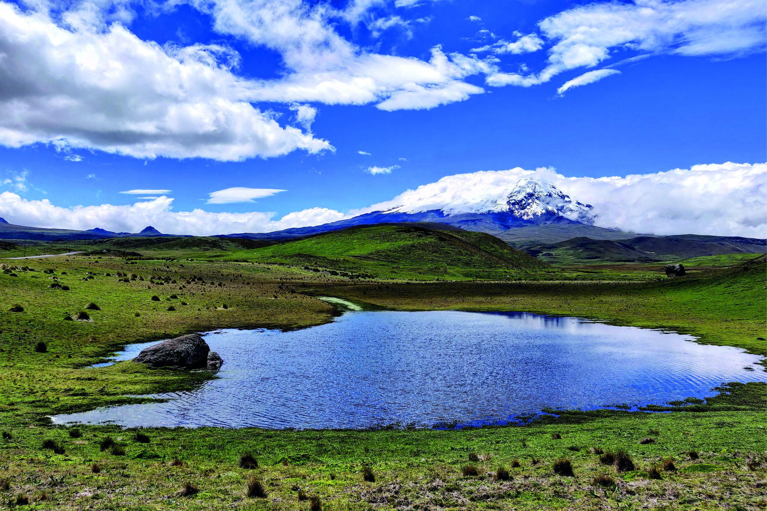 El Antisana, es declarado Parque Nacional