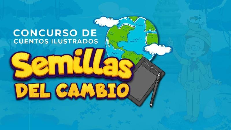 Ministerio promueve concurso de cuentos ilustrados sobre cambio climático